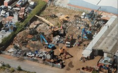 uk scrap metal industry