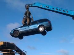 vehicle recycling uk
